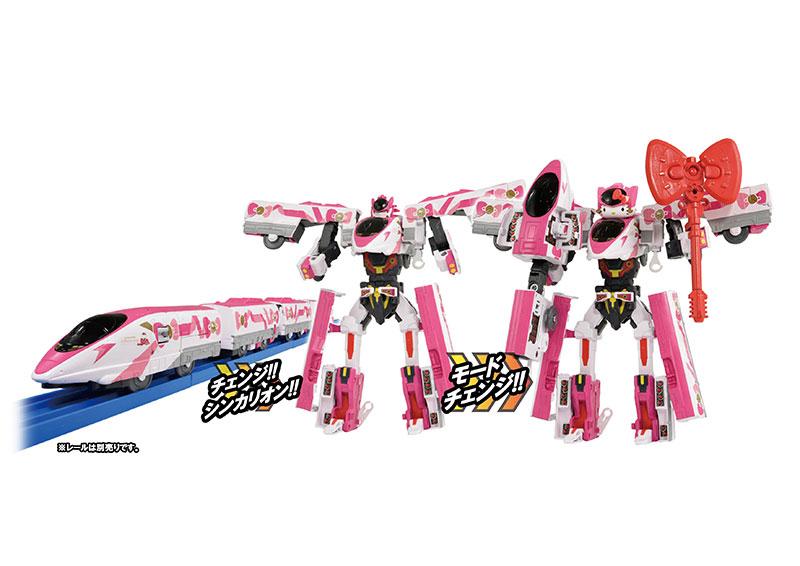 Plarail Shinkalion Hello Kitty