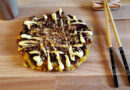 Okonomiyaki al estilo de Osaka