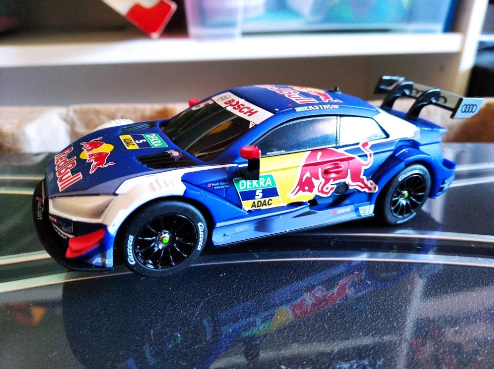 Audi RS 5 DTM M Ekstrom, No.5