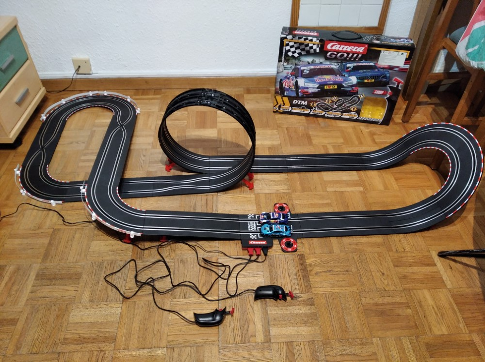 Circuito DTM Championship al completo