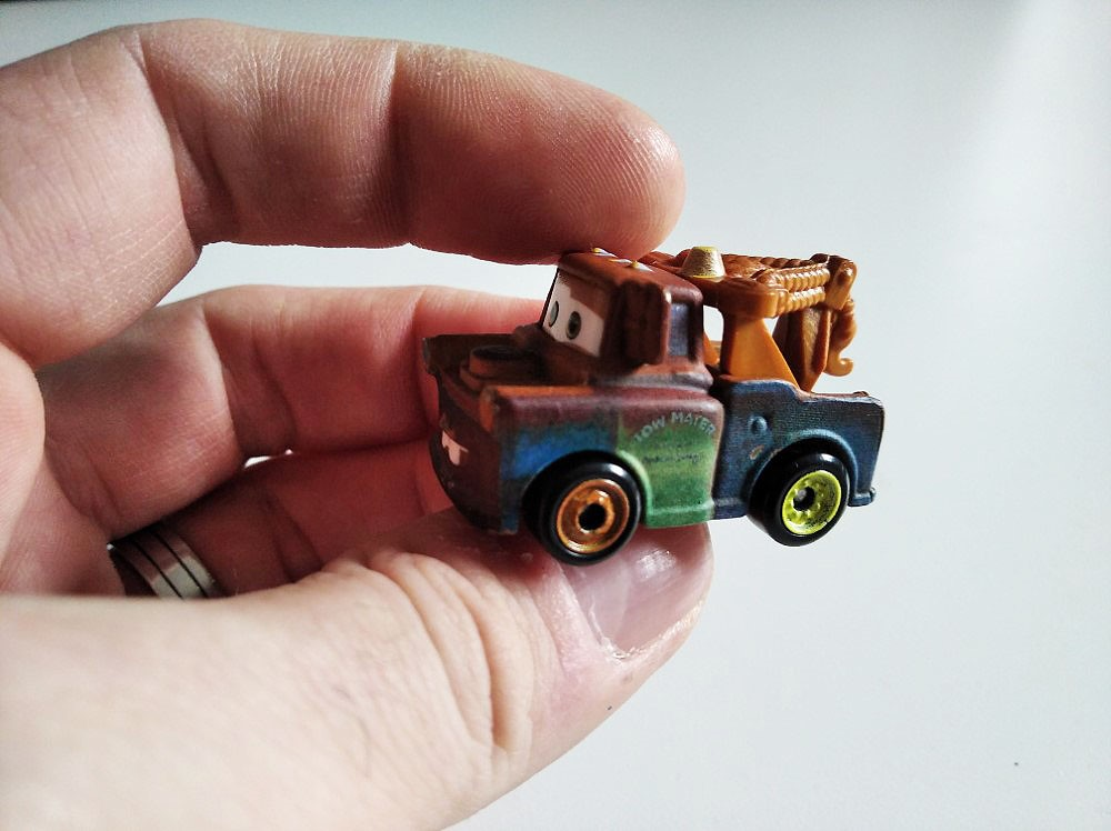 Mate Metal Mini Racers Cars Mattel
