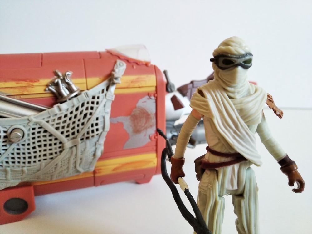 Primer plano de Rey