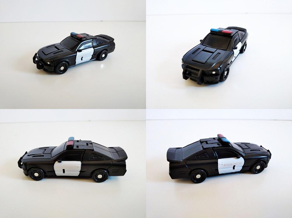 Ranger Machines Transformers en forma vehículo