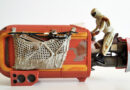 Rey's Speeder Star Wars The Force Awakens-Hasbro