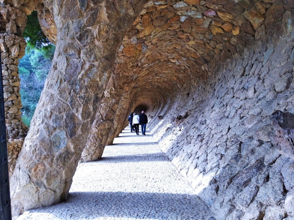 La Columenta (ブガデラの回廊) 有料ゾーン