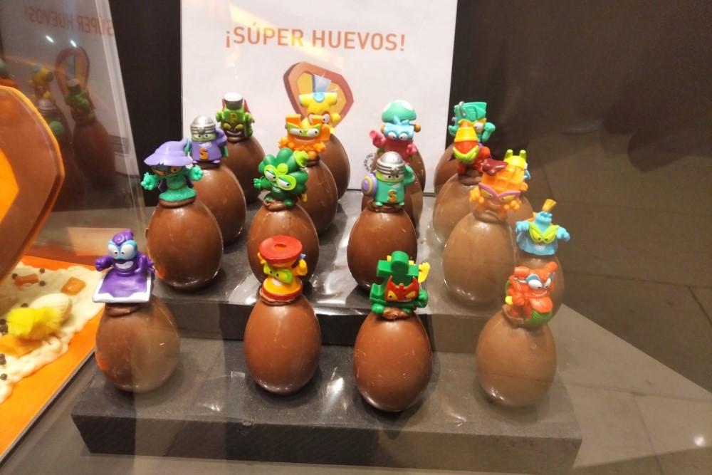 チョコレート屋のモナ・デ・パスクア