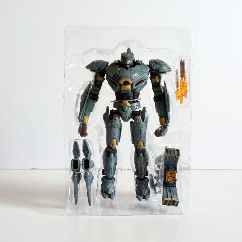 Ultimate Striker Eureka en el blister con todos sus accesorios