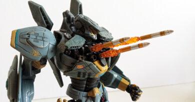 Ultimate Striker Eureka Pacific Rim Jaeger NECA