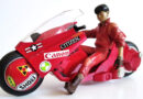 Akira Kanedas Bike Soul of Popynica Bandai