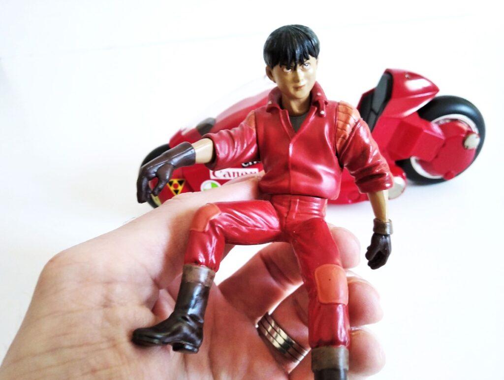 Figura de Shotaro Kaneda de la película Akira