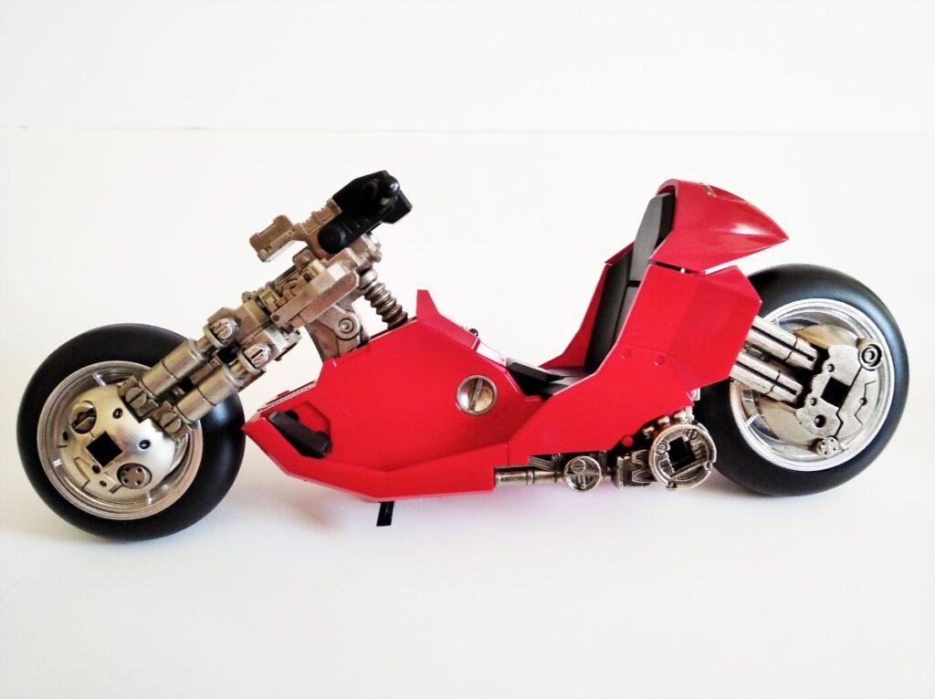 Kaneda's Bike en su versión 'naked'