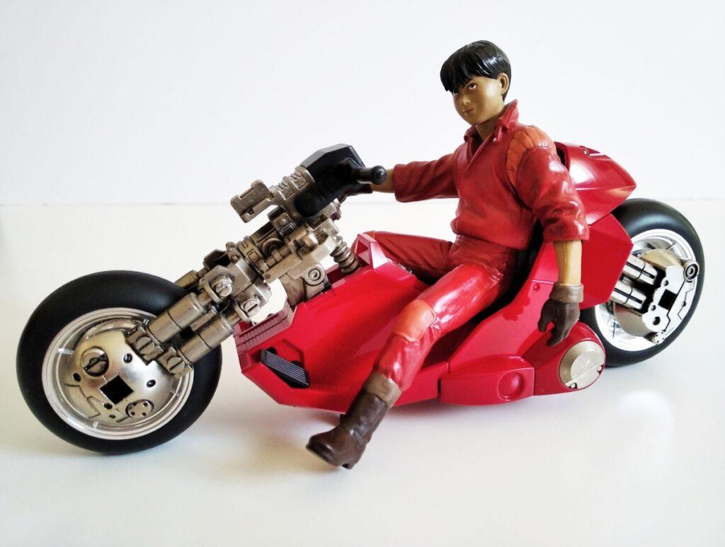 Akira Kaneda's Bike Soul of Popynica naked run