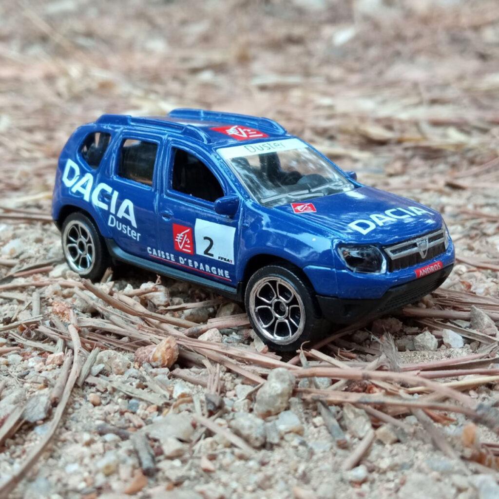Dacia Duster Metal Racing Cars de Majorette