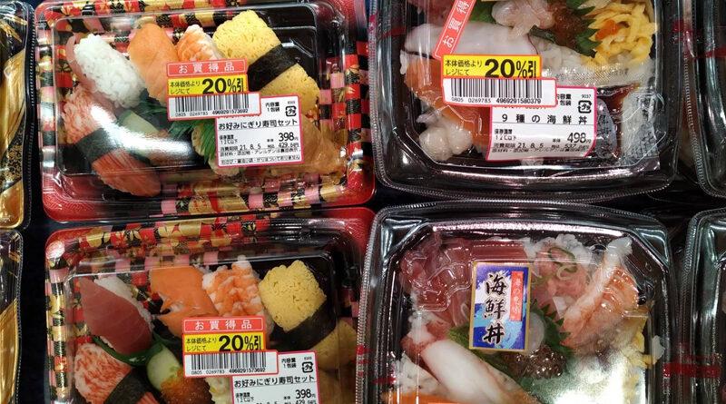 Comer barato en Japón