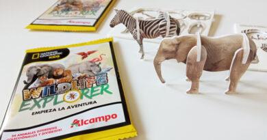 Wildlife Explorer-National Geographic y Alcampo