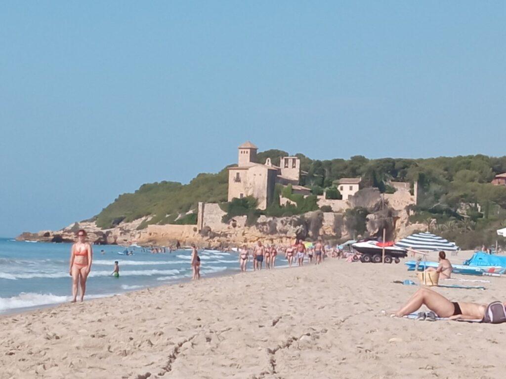 Playa de Tamarit